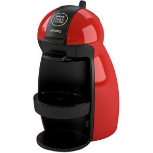 Krups CAFETERA EXPRESS KP1006 PICCOLO ROJA DOLCE