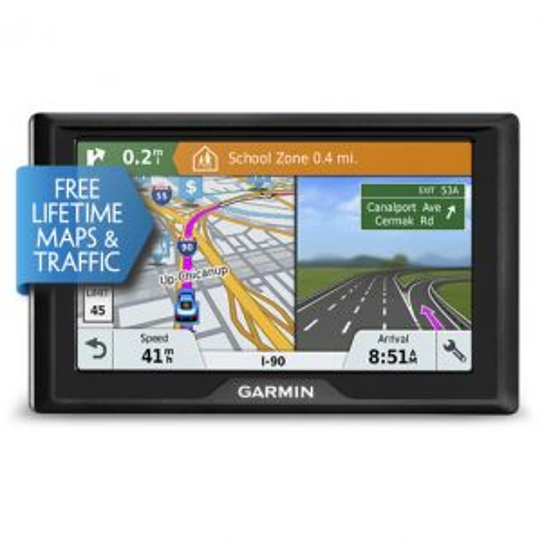 Navegador GPS Garmin DRIVE 51 SE LMT-S 5 010-01678-2G