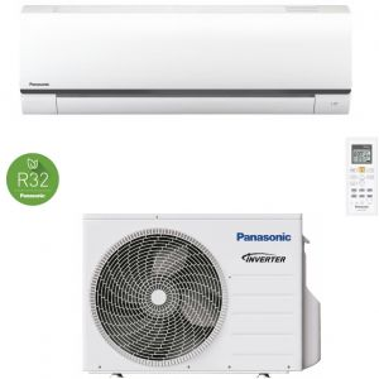 Aire acondicionado split Panasonic A.A. KIT-FZ25UKE INVERTER A++/A+