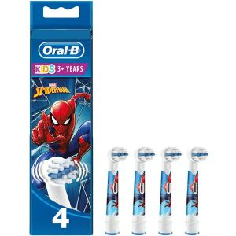 Oral-b RECAMBIO DENTAL EB-10-4 FFS SPIDERMAN