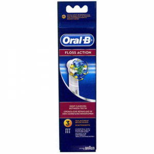 Oral-b RECAMBIO CEPILLO DENTAL BRAUN EB25-3 FLOSS ACTION