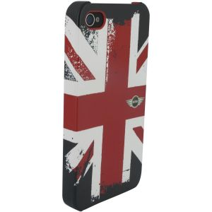 Mini CARCASA IPHONE 4 HARD UNION JACK (MNHCP4UJRU)