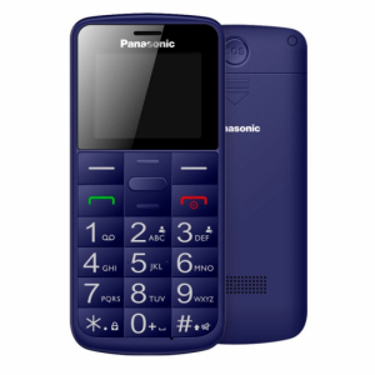 Teléfono Panasonic KX-TU110EXC 1,77 AZUL