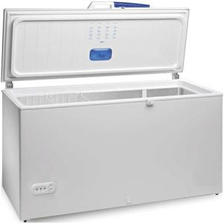 Congelador horizontal Tensai TCHEU500 A+ DUO 86x170x69 485L