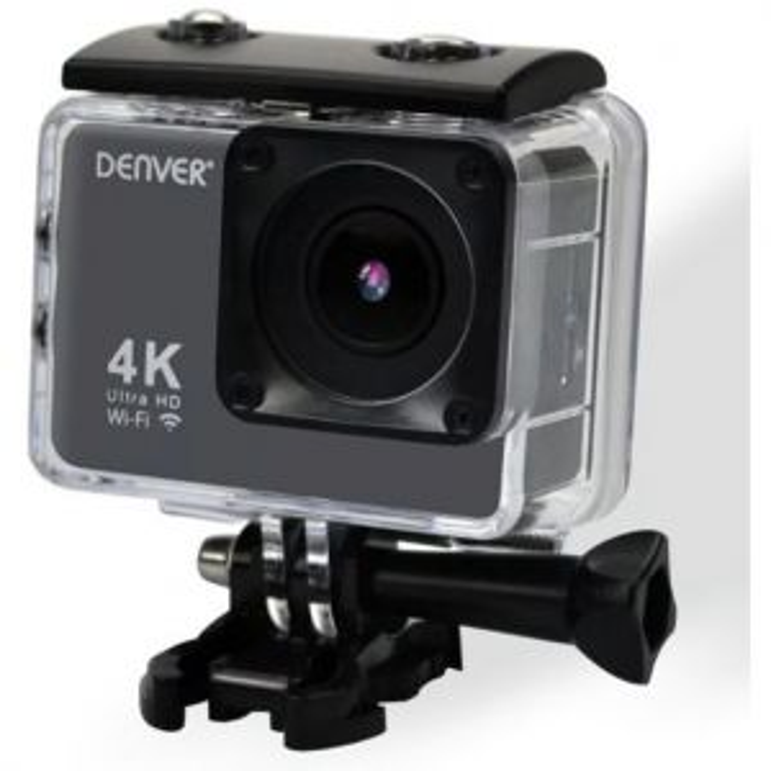 Cámara deportiva Denver VIDEO ACK8062W 4K