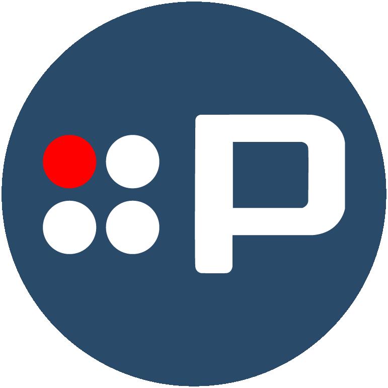 Daewoo Reloj despertador DAEWO DCR450B, diseño CUBO Negro