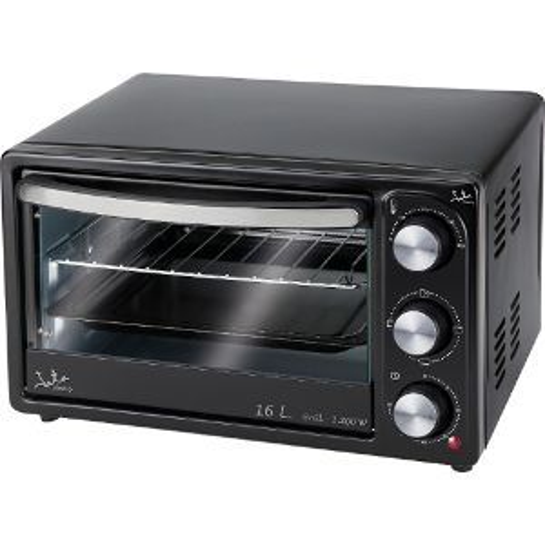 Horno de sobremesa Jata Mini HN916 16L, 1200W