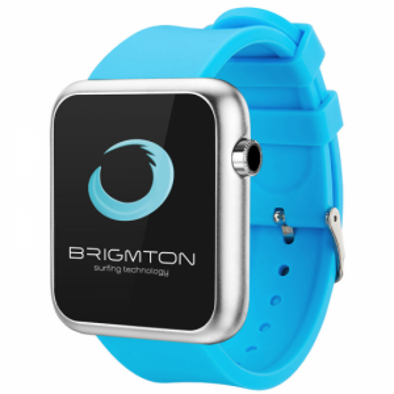 Smartwatch Brigmton RELOJ SMART BWATCH-BT3A AZUL