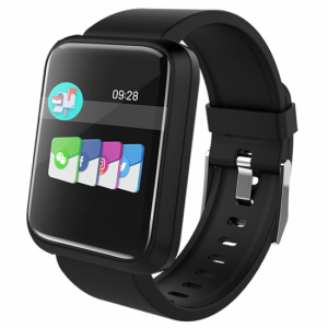Smartwatch Brigmton BSPORT-17-N NEGRA BLUETOOTH