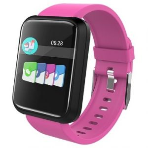 Smartwatch Brigmton RELOJ SMART BSPORT-17-P ROSA
