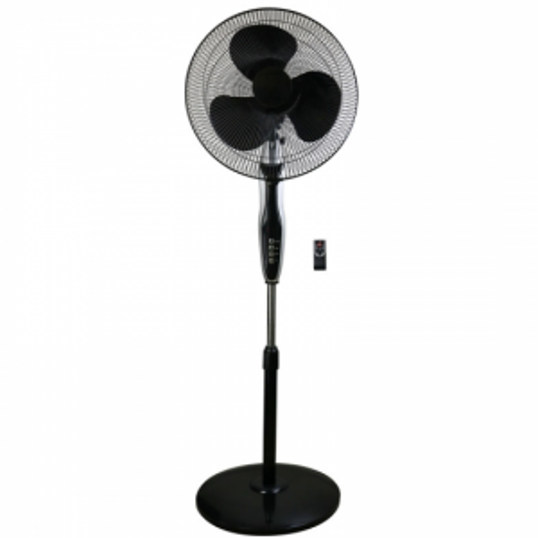 Paeamer Ventilador de pie VSF160MD 50w, 3 veloc,