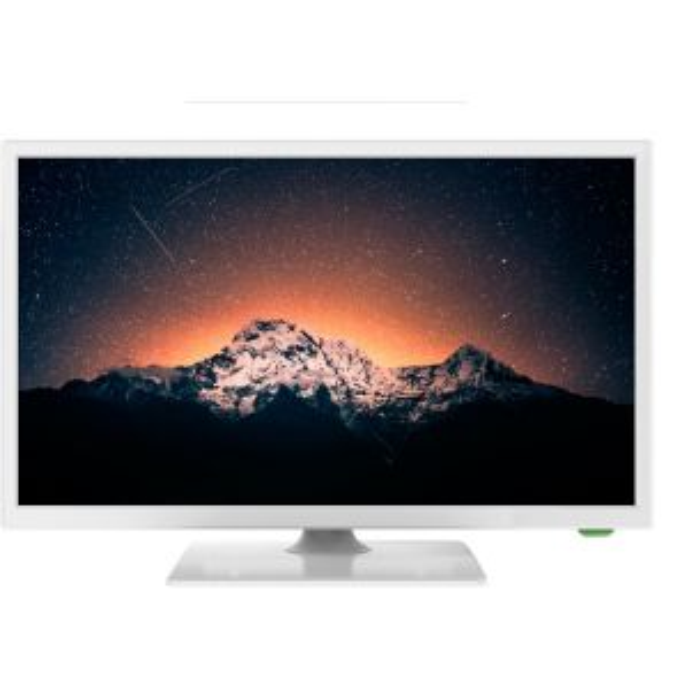Televisor Grunkel LED 24 LED240HB FHD TDT T2/S2 BLANCO