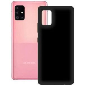 Contact L-FUNDA SILK GALAXY A51 5G NEGRA