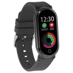 Contact L- DEPORTIVA FITNESS BAND HR3 NEGRO KSIX