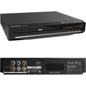 Reproductor Sunstech DVD DVPMH225