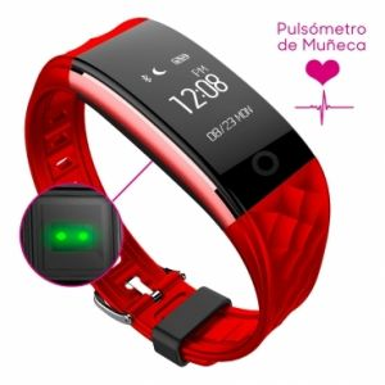 Smartwatch Woxter RELOJ SMART SMARTFIT15 ROJO,PULSO MUÑECA