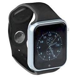 Smartwatch Swiss+go Smart Watch - Swiss+Smart ZURICH GSM Negro Pantalla Tactil HD 1,54