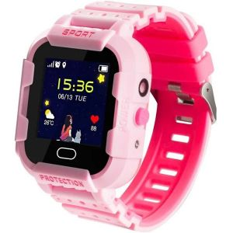 Smartwatch DCU 2G NIÑOS GPRS + LBS + WIF ROS