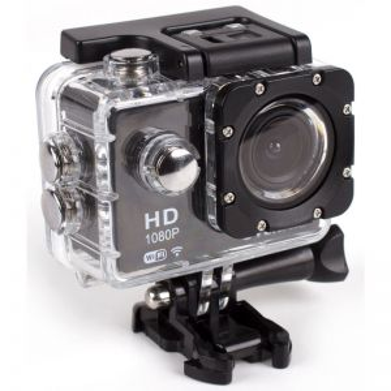 Cámara de vídeo Overnis OVRX5 1080P+53 ACCESORIOS