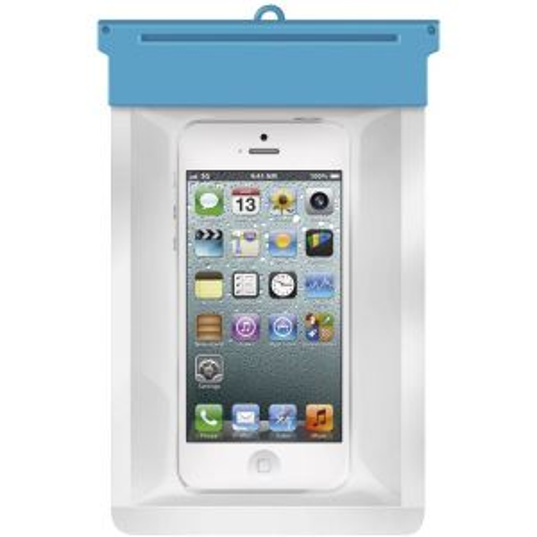 Coolbox ACTCOOBAG1 Mobile phone pouch Transparente funda para teléfono móvil
