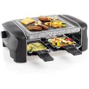 Parrilla-grill Princess RACLETTE 162810 PARTY 4 STONE 600W