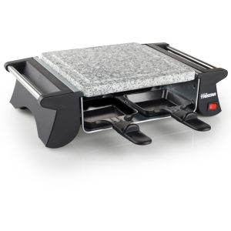 Fondue Tristar RA-2990 Raclette - Parrilla de piedra