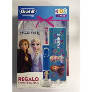 Braun CEPILLO DENTAL D100 INFANTIL FROZEN