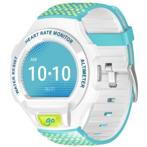 Alcatel RELOJ SMART GO WATCH SM.03 BLANCO/TURQUESA