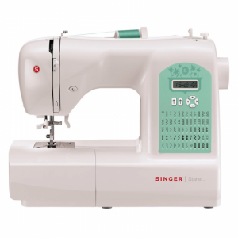 Máquina de coser Singer DE STARLET 6660 DIGITAL