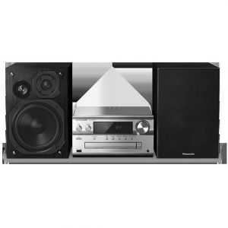 Microcadena Panasonic CADENA SC-PMX90EG-S 120W SILVER