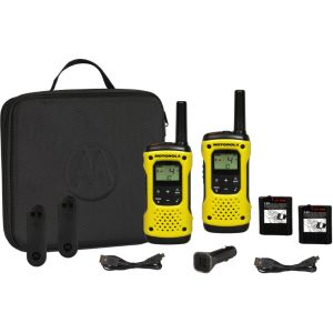 Motorola WALKIE TALKIE TLKR T92 H2O AMARILLO IP67
