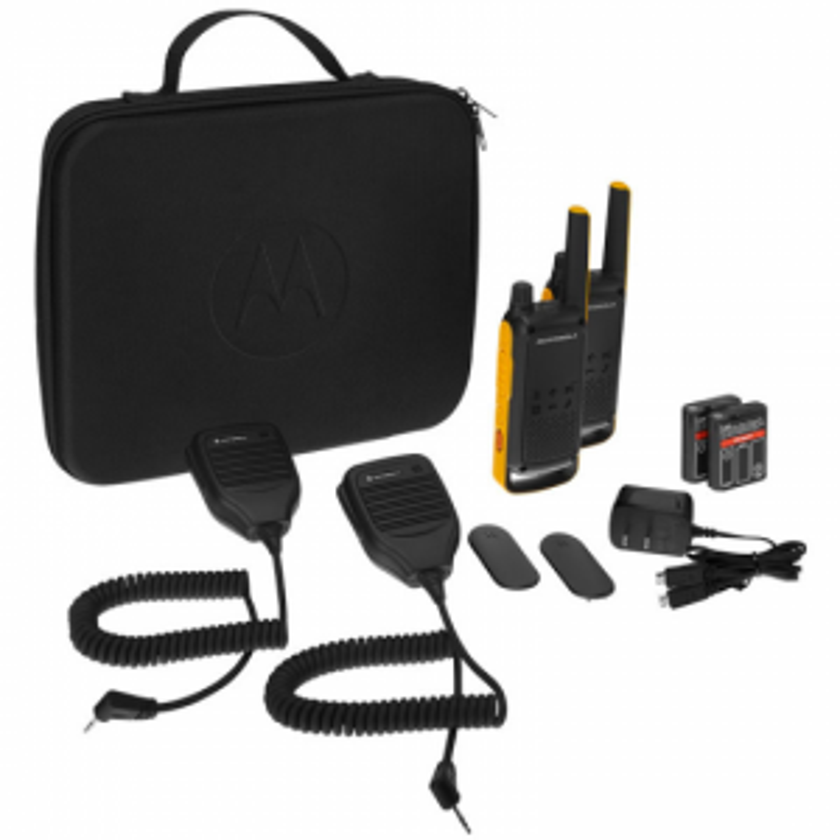 Walkie Talkie Motorola - T82 EXTREM RSM