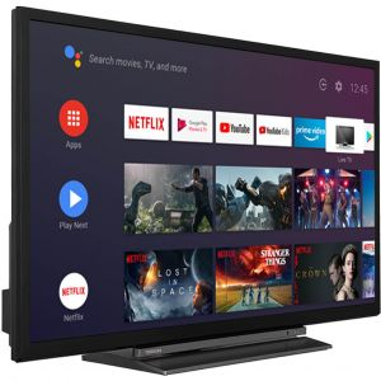 Televisor Toshiba 24 24WA3B63DG HD ANDROIDSWIFI
