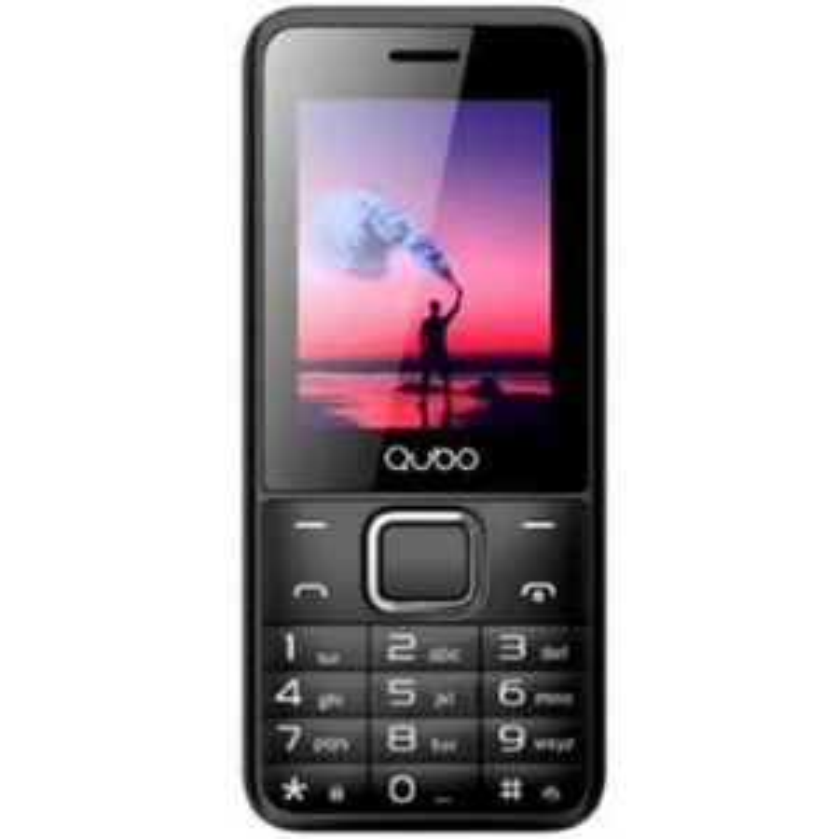 Teléfono Qubo global QUBO X229 RED