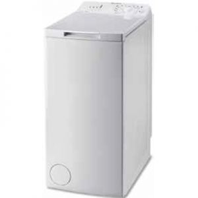 Lavadora carga superior Indesit C.S. BTW A61052 (EU) 6KG 1000RPM