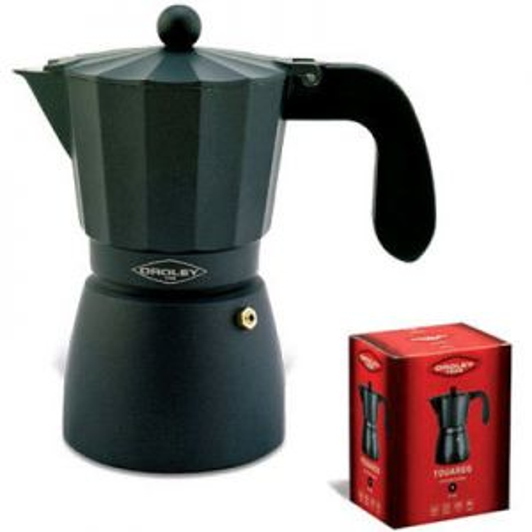 Cafetera de goteo Oroley TOUAREG 6 TAZAS