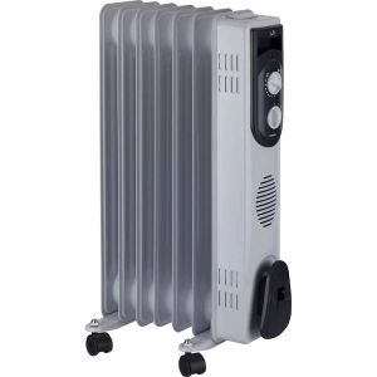 Radiador Jata DE ACEITE 7 elementos caloríficos máximo