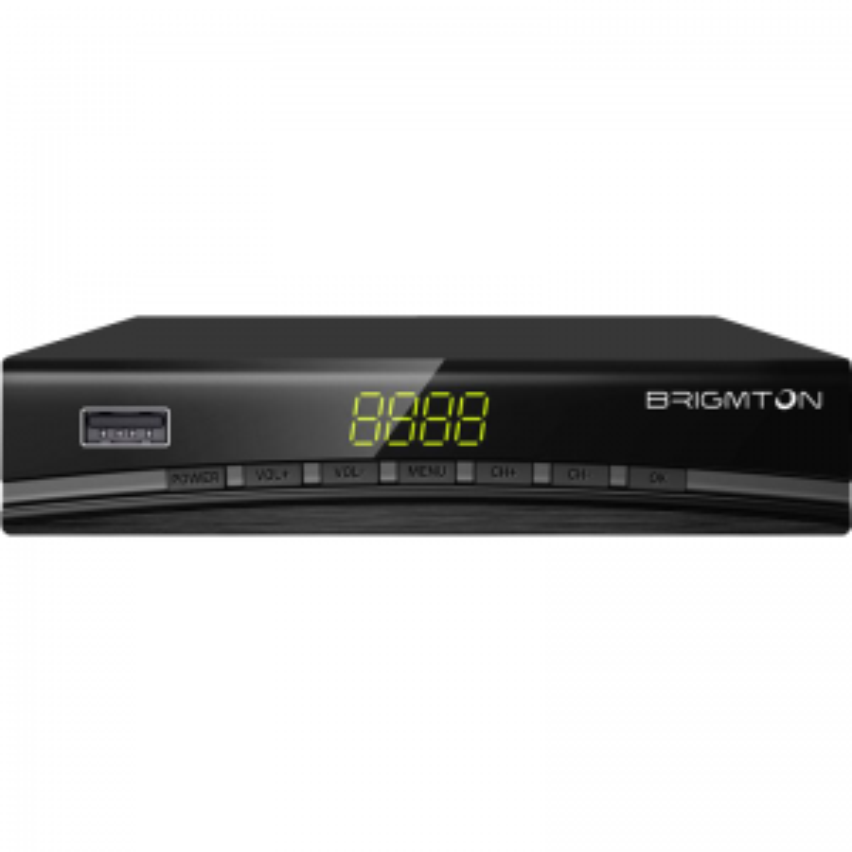 Brigmton SINTONIZADOR 2 HD B2-918 USB-PVR