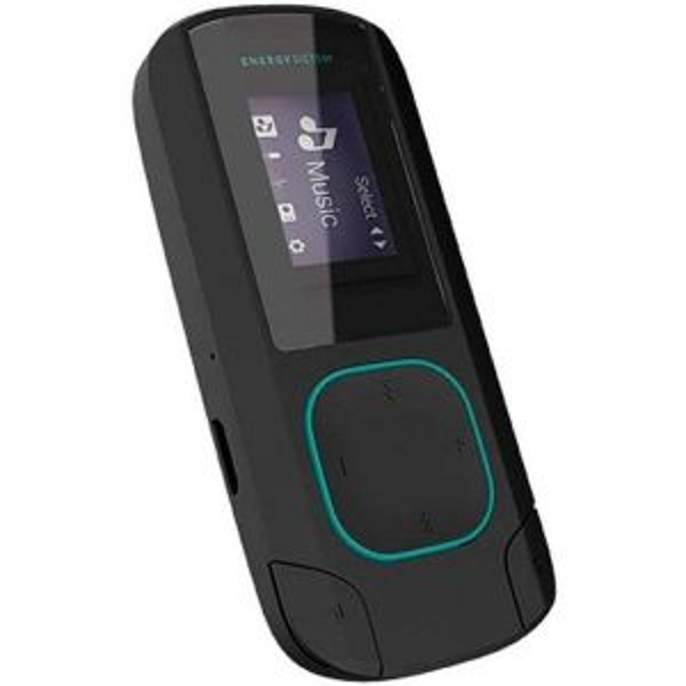 Reproductor portátil Energy sistem L- MP3 CLIP BLUETOOTH MINT