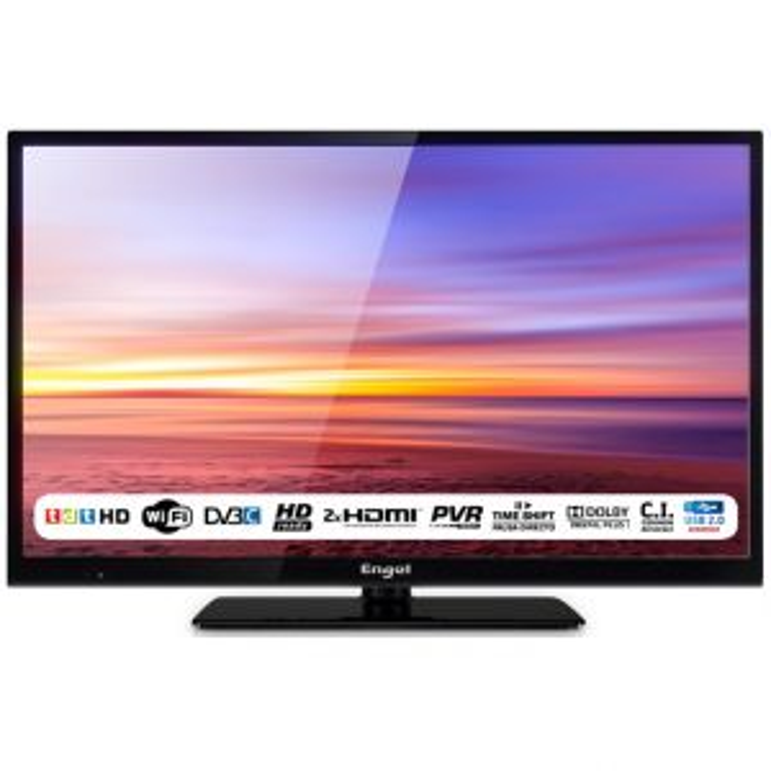Televisor Engel 24 LE2480 SM HD BLACK USB SMART TV