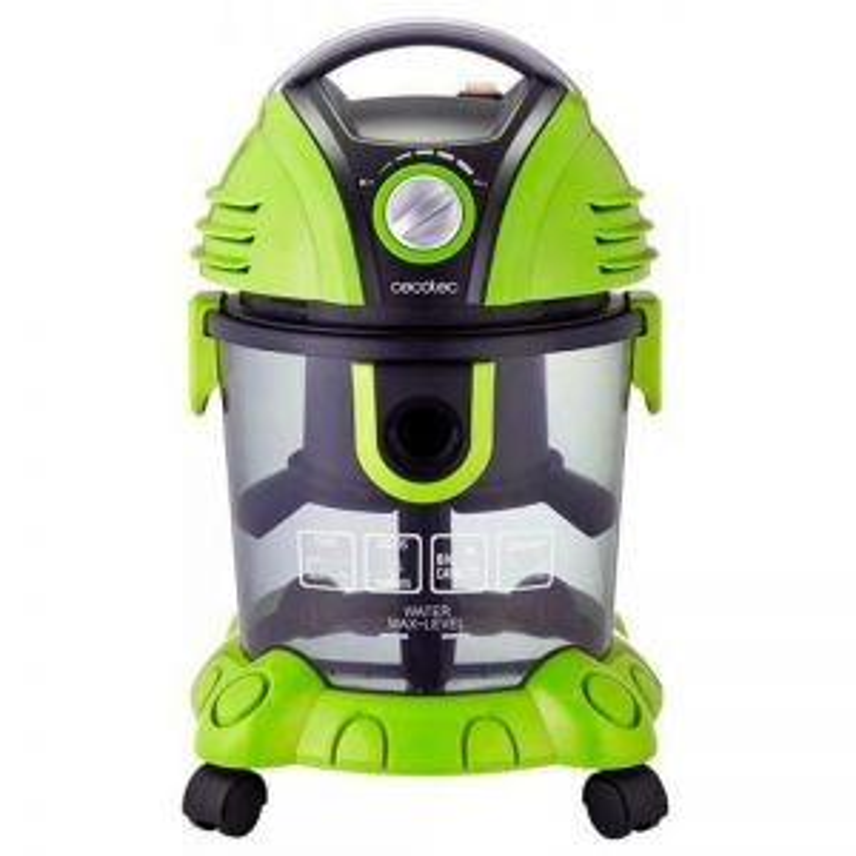 Aspiradora sin bolsa Cecotec WET&DRY 05152 S/B 1400W S/L