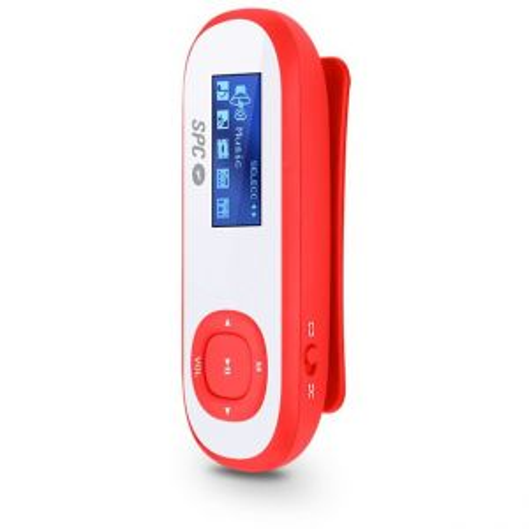 Reproductor portátil SPC MP3 CLIP 8608C 8GB PODOME