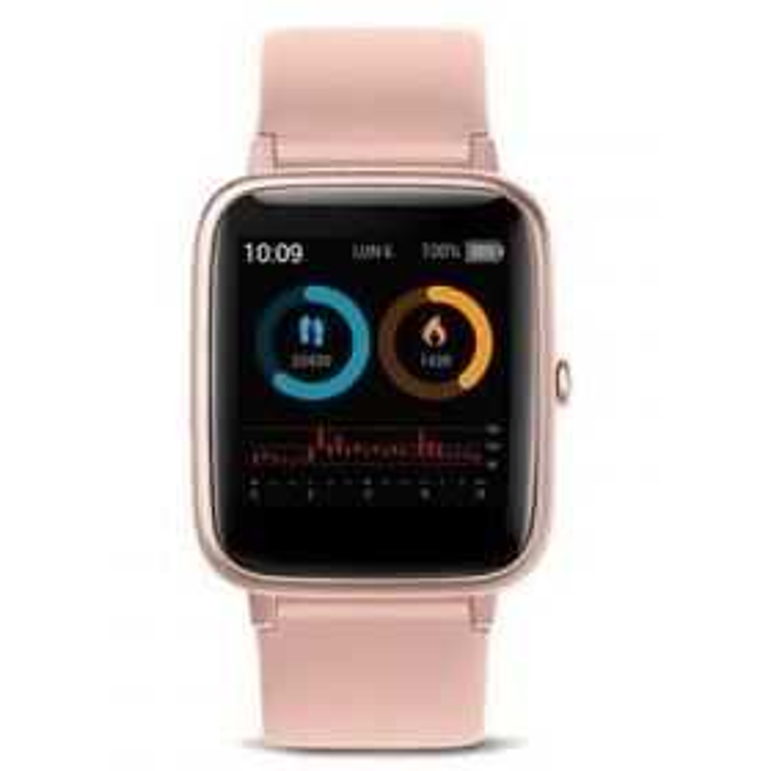 Smartwatch SPC RELOJ SMART 9633P ROSA