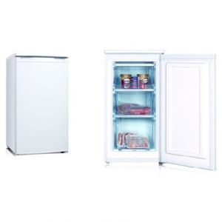 Congelador vertical Corbero TABLE TOP CCV852W 84X48 A+