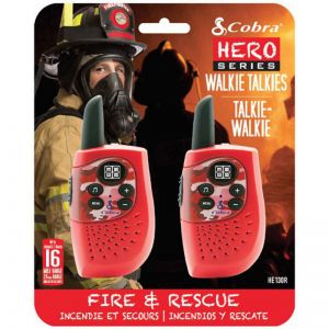 Walkie Talkie Cobra - PMR HM230 RED