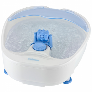 Tristar VB-2528 90W Azul, Color blanco bañera de pies
