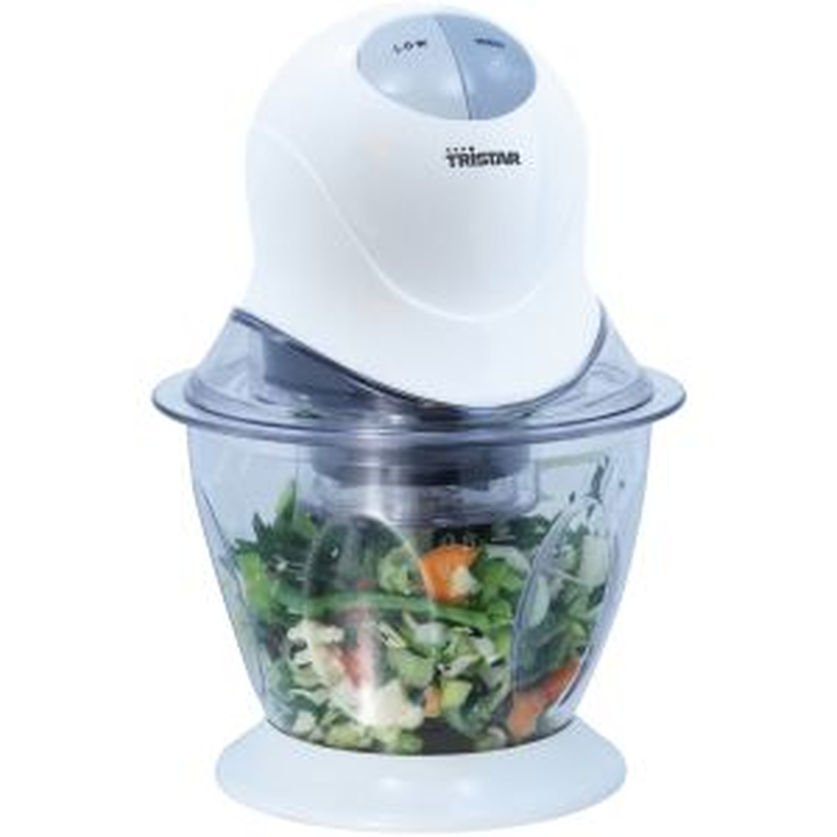 Tristar BL-4009 0.6L 200W Blanco picadora eléctrica de alimentos