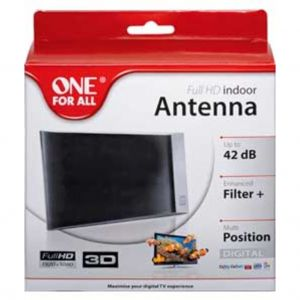 One for all ANTENA INTERIOR SV-9335 DIGITAL HD