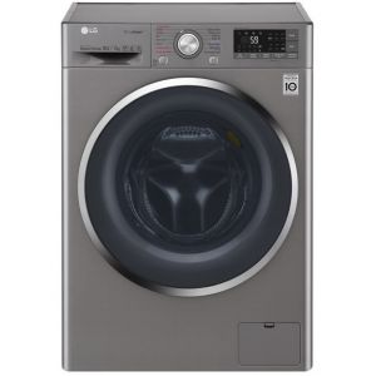 Lavadora-secadora LG LAVADORA F4J8JH2S 10,5/7KG 1400RPM